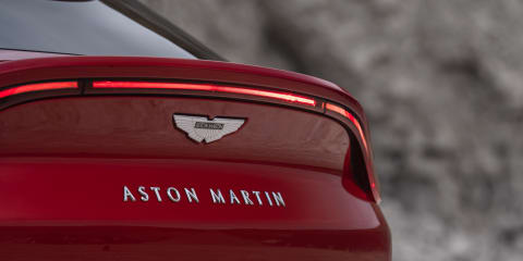 Aston Martin secures financial lifeline, shakes up model plans
