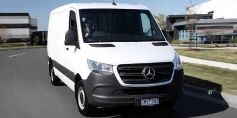 2018-2020 Mercedes-Benz Sprinter recalled over suspension danger