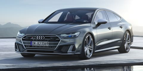 2020 Audi S6/S7 revealed, here in 2020 - UPDATE
