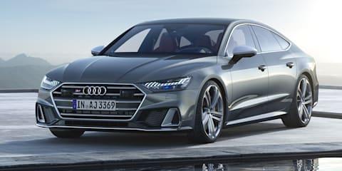 2020 Audi S6/S7 revealed, here in 2020 - UPDATE
