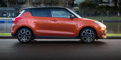 2020 Suzuki Swift Sport Series II automatic review
