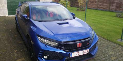 2017 Honda Civic Type R review Review