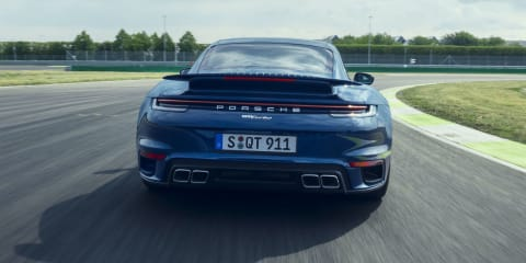 2021 Porsche 911 Turbo price and specs