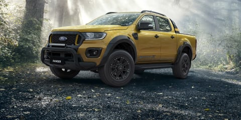 2021 Ford Ranger price and specs: Wildtrak X returns