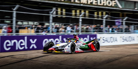 Berlin Formula E-Prix: The Tempelhof Speed
