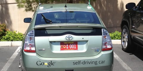 Google issued first autonomous vehicle licence in the US