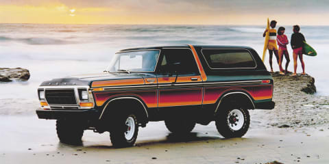 A short history of the Ford Bronco