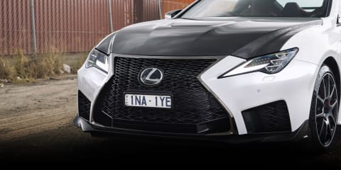 Lexus RC F: Review, Specification, Price | CarAdvice
