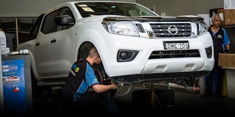 Cars We Own: Modifying the CarAdvice Nissan Navara