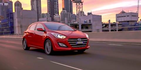 2015 Hyundai i30 Series II Review : local launch