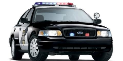 US Police stock up on Ford Crown Victoria, shun Chevrolet Caprice
