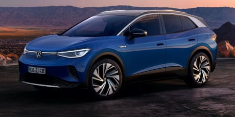 Volkswagen ID.4 GTX, ID.5 electric performance SUVs confirmed for 2021 reveal
