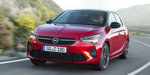 2019 Opel Corsa revealed