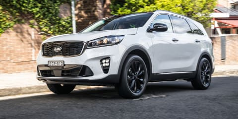 2020 Kia Sorento Black Edition review