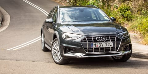 2020 Audi A4 Allroad review