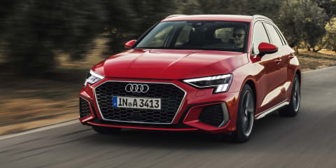 2021 Audi A3 Sportback revealed, Australian debut confirmed - new photos