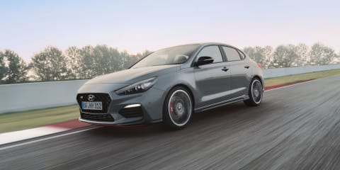 Hyundai i30 Fastback N: Australian debut due March or April