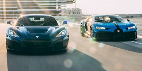 Bugatti-Rimac merger confirmed, legendary French brand to be electrified