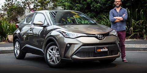回顾:2020年丰田C-HR 2WD