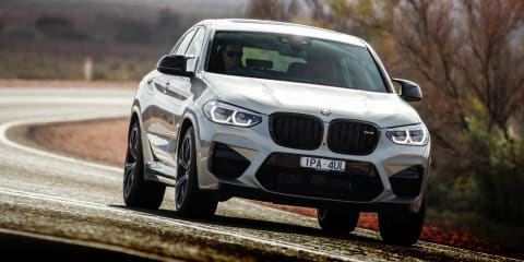 2020 BMW X4 M review