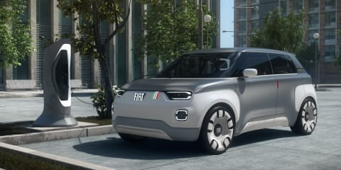 Fiat Concept Centoventi revealed
