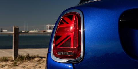 2019 Mini Cooper 5-Door manual review