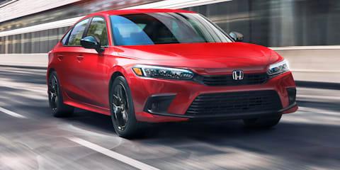 2022年本田思域轿车正式发布,不来澳大利亚