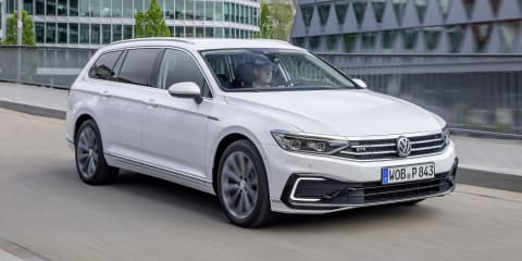 2020 Volkswagen Passat GTE gains bigger battery