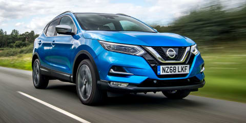 Nissan Qashqai gets new 1.3L turbo in Europe