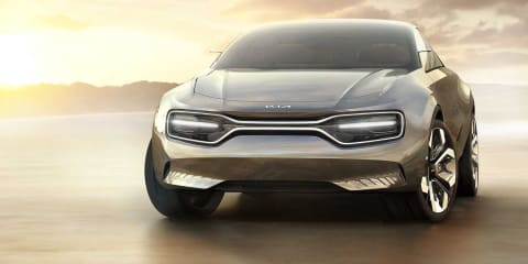 Kia Imagine to enter production in 2021/22