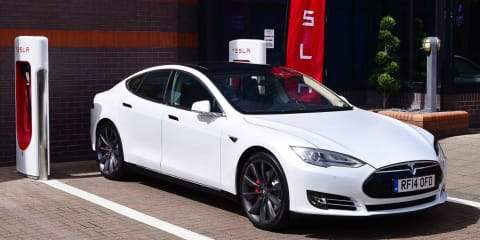 Tesla Supercharger network expands in UK