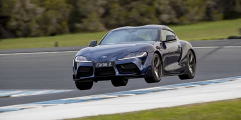 Automotive Industry Insights podcast: Take a ride in the Supra!