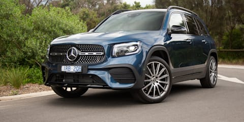 2020-2021 Mercedes-Benz GLB recalled with rear spoiler fault