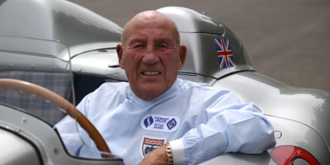 Vale: Sir Stirling Moss, 1929-2020