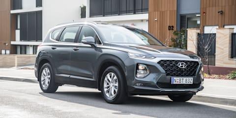 2019 Hyundai Santa Fe Active diesel review