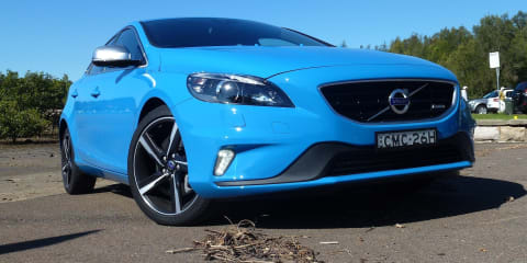 Volvo V40 T5 R-Design Review