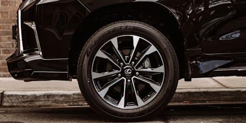 2021 Lexus LX570 S price and specs