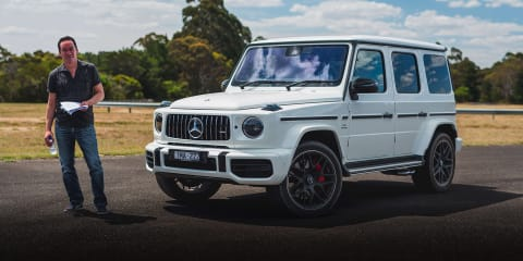 CarAdvice Winners Circle: Mercedes Benz AMG G63