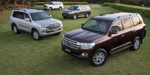 Toyota LandCruiser: 200 Series V8 petrol axed
