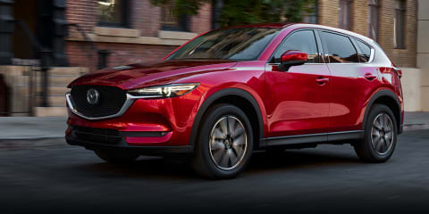 2017 Mazda CX-5 unveiled