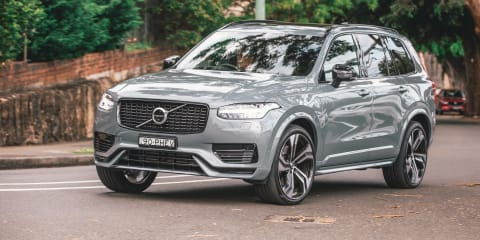 2021 Volvo XC90 Recharge Plug-In Hybrid review