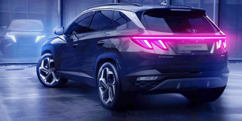 2021 Hyundai Tucson N performance SUV: Leaked power figures