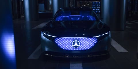 Mercedes: carbon-neutral production starts with electric car batteries
