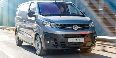 2019 Vauxhall Vivaro revealed
