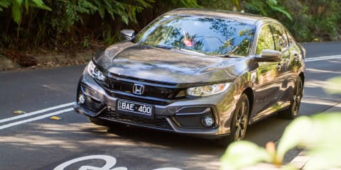 2020 Honda Civic VTi-S hatch review
