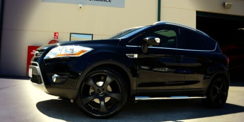 Ford Kuga by Walkinshaw: Aussie tuner's first Ford