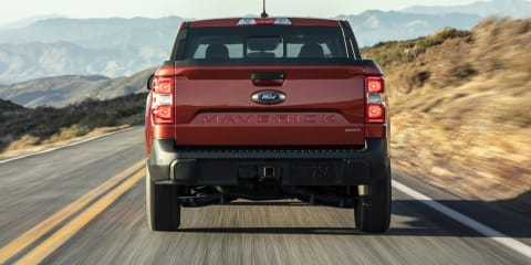 2022 Ford Maverick unveiled: Hybrid dual-cab ute cheaper than a Toyota Corolla, but not coming to Australia