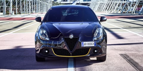 2019 Alfa Romeo Giulietta revealed
