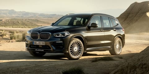 2021 Alpina XD3 price and specs: new hybrid power for sporty diesel SUV
