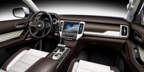 Great Wall: Next-gen ute's interior revealed